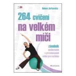 264 CVIČENÍ NA VELKÉM MÍČI - kniha