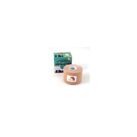 TEMTEX Tourmalin - tejpovací páska tourmalin béžová 5 cm x 5m