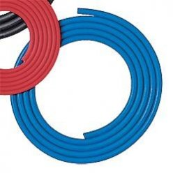 THERA-BAND Tubing extra silný modrá - 7.5 m