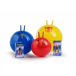LEDRAGOMMA Globetrotter skákací míč - různé velikosti