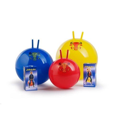 LENDRAGOMMA Globetrotter skákací míč - různé velikosti