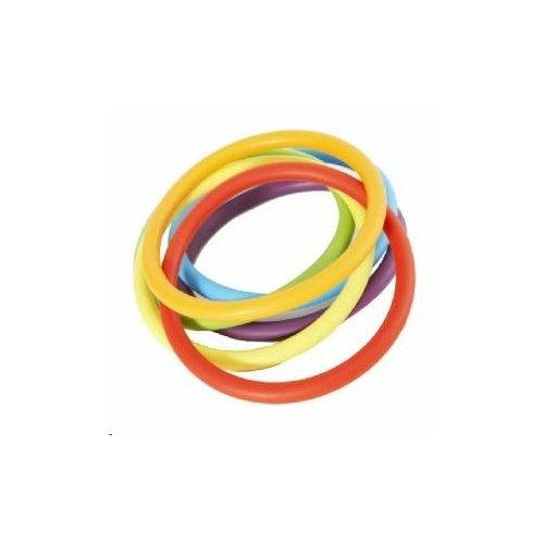 GONGE kroužky - gumové kroužky - různé barvy