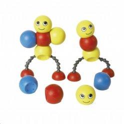 GONGE Magnetická figurka - magnetické míčky