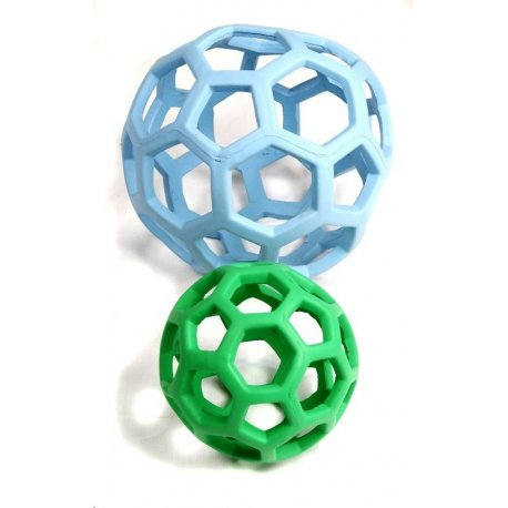 SPORTIME Rubber flex úchopový míč - různé velikosti