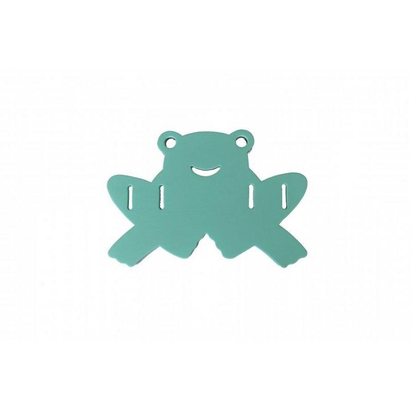 Plavecká deska Žabka 390 x 300 x 38