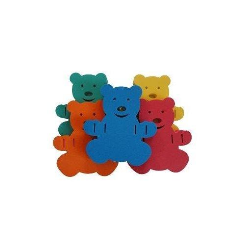 Plavecká deska Baby Medvídek 280 x 300 x 38