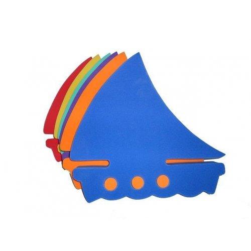 Plavecká deska Plachetnice 400 x 390 x 38 mm