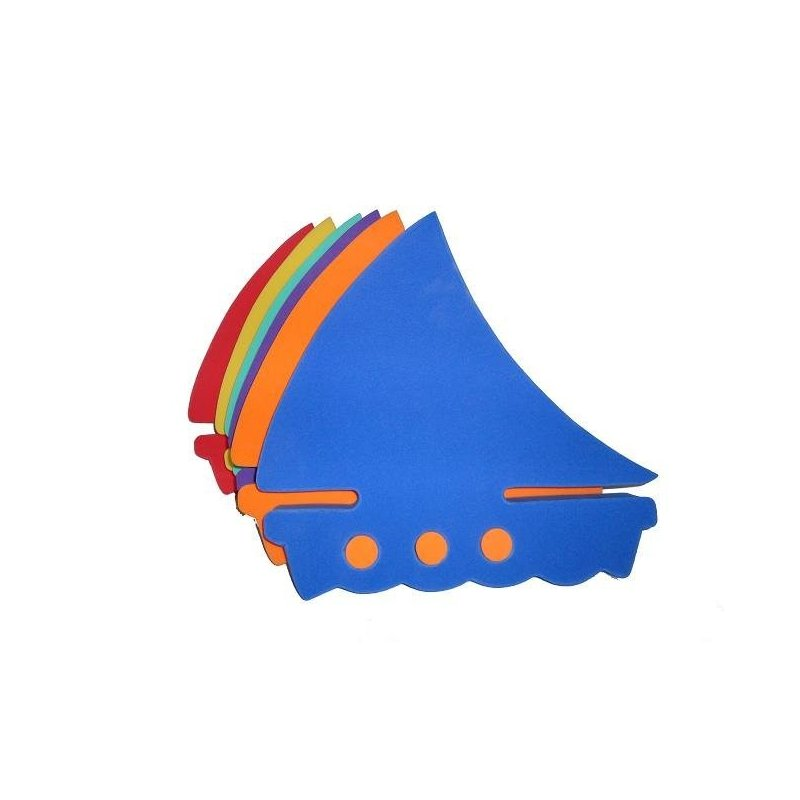 Plavecká deska Plachetnice 400 x 390 x 38