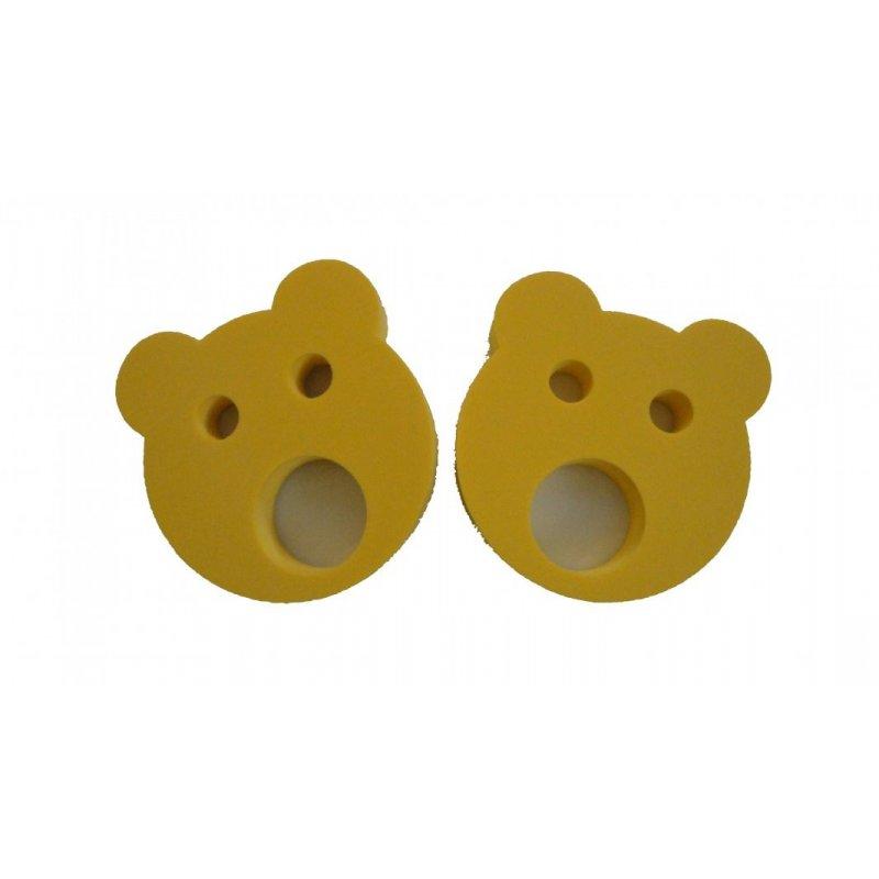 Nadlehčovací kroužky Medvídek (pár) 200 x 38 mm