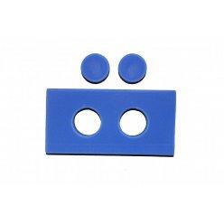 Spojka malá plochá 300 x 150 x 38 mm
