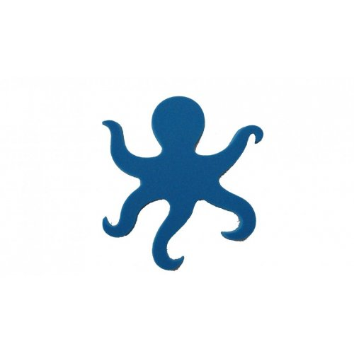 Chobotnice velká 200 x 200 x 2,5 mm - sada 100 ks
