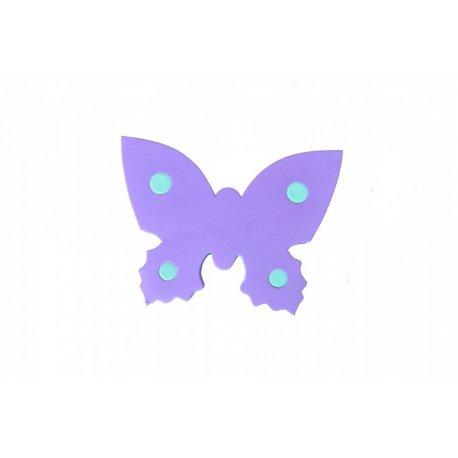 Dekorace Motýl 390 x 300 x 8 mm