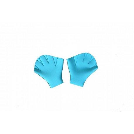 Plavecké rukavice (pár) vel. M