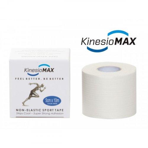 KinesioMAX Tape NonElastic - tejpovací páska 5 cm x 10m