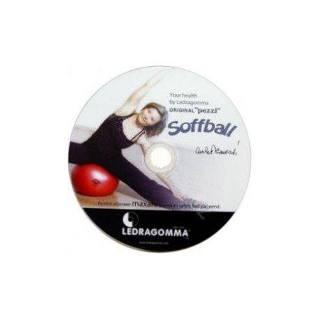 DVD - SOFFBALL LEDRAGOMMA - Velké gymnastické míče