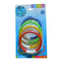 Potápěčské kroužky - sada 110 mm