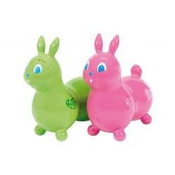 GYMNIC Raffy králík - skákací zvířátko