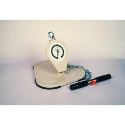 Dynamometr pro záda, nohy a hrudník