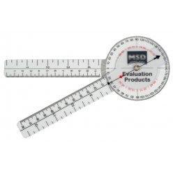 Goniometr 20cm/360° plastový