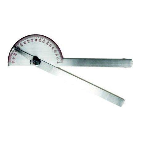 Goniometr 20cm/180° kovový