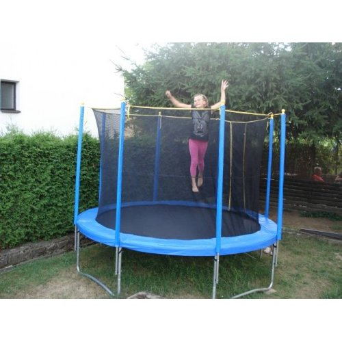 Trampolína 366 BIG Sport set