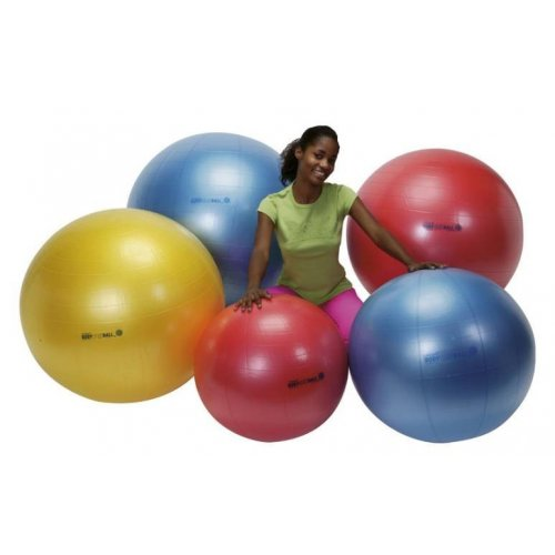 GYMNIC Body Ball průměr 75 cm - žlutý