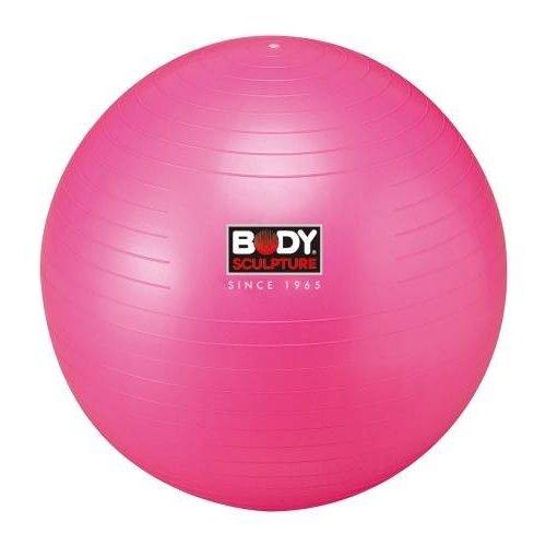 BODY SCULPTURE Gymball Pink průměr 55 cm