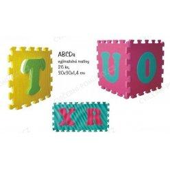 ABCD Flip Flop desky - dětské puzzle 26 ks
