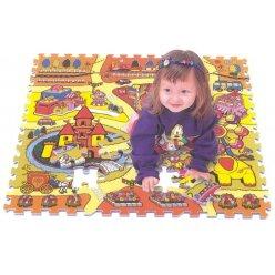 Svět hraček EVA - puzzle pěnové (TM008)