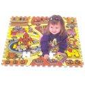 Svět hraček puzzle pěnové TM008