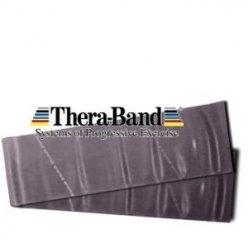 THERA-BAND Thera band posilovací pás speciálně silný ČERNÝ