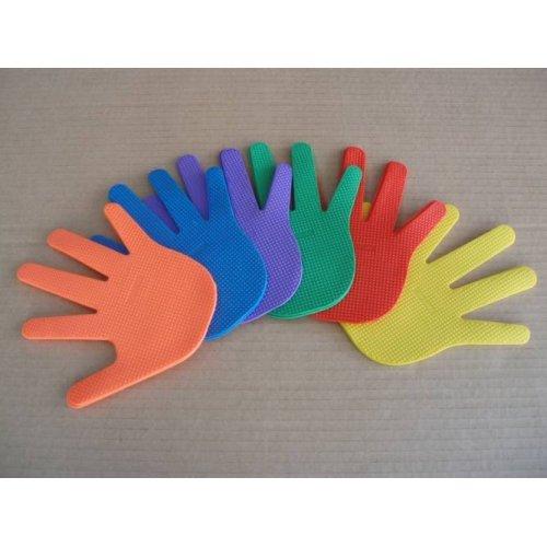 Značka ruka dlaň
