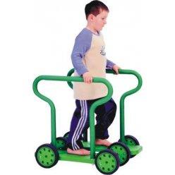 Pedálové vozítko XXL KP6202