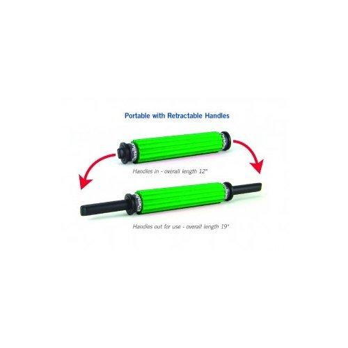 THERA-BAND Roller - cestovní masážní váleček, zelený