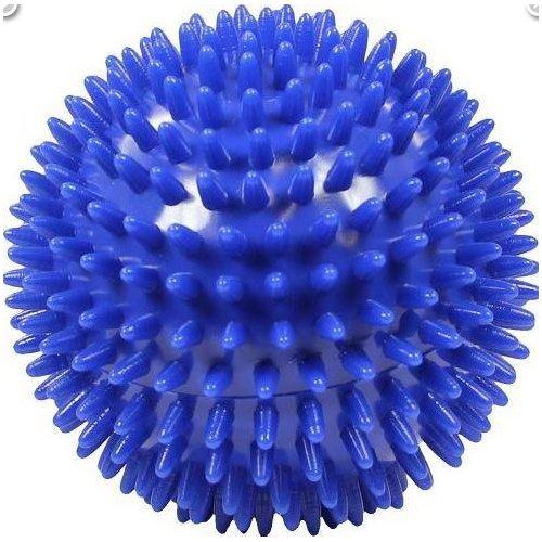 Masážní míček ježek tvrdý - průměr 10 cm