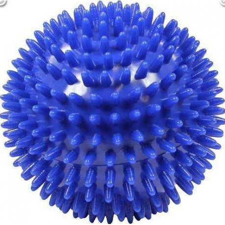 Masážní míček ježek tvrdý - velikost masážního míčku 10 cm