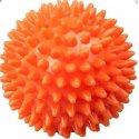 Masážní míček ježek tvrdý - průměr 6 cm