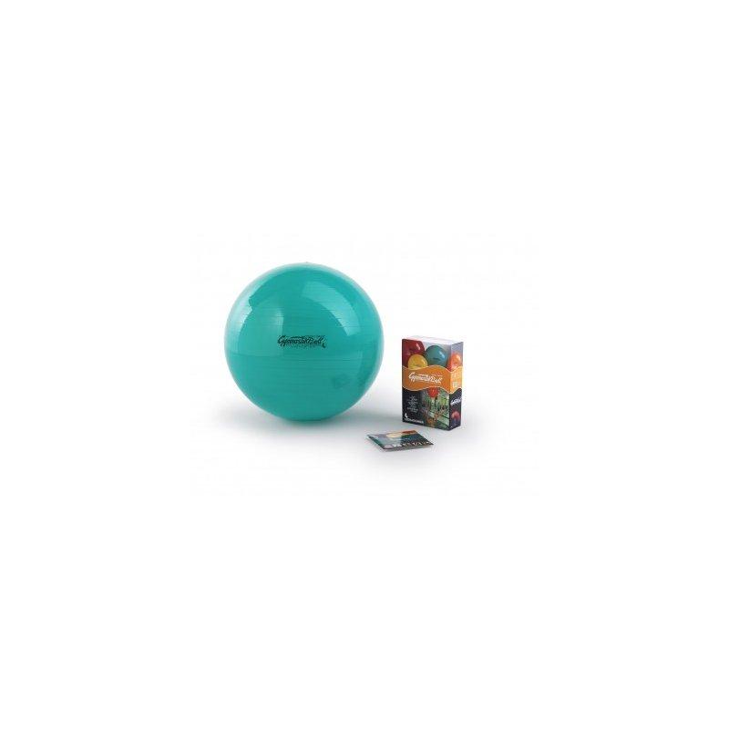 LEDRAGOMMA GymnastikBall standard průměr 75 cm zelená