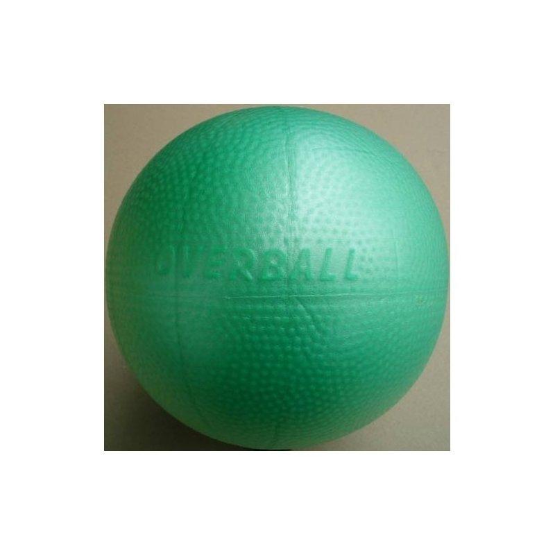 Over ball v krabičce 25 cm zelený