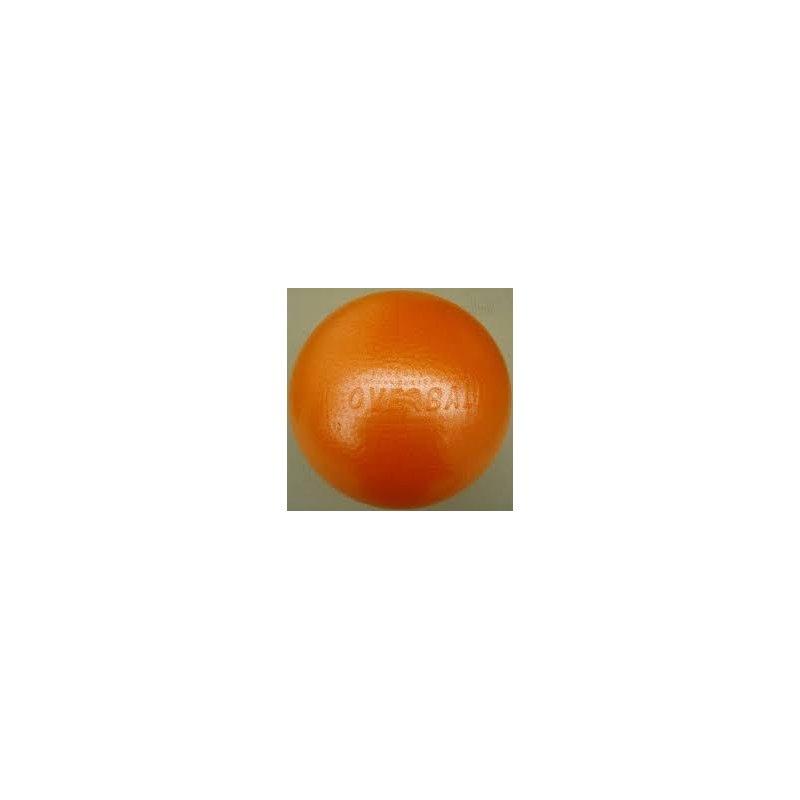 Over ball v krabičce 25 cm oranžový