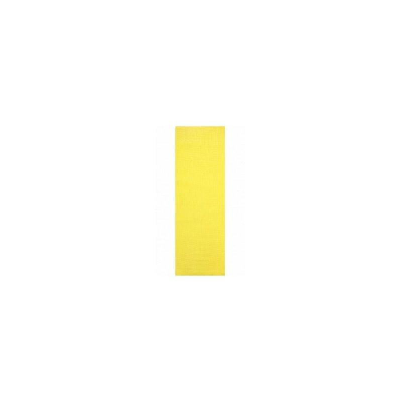 Žíněnka na jógu YogaMat 180 x 60 x 0,5cm žlutá