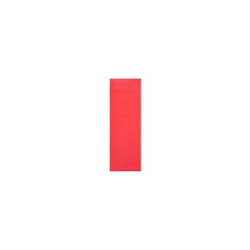 Žíněnka na jógu YogaMat 180 x 60 x 0,5cm červená