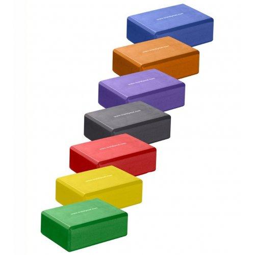 Podkládací kvádr Trendy Yoga Block 10 cm