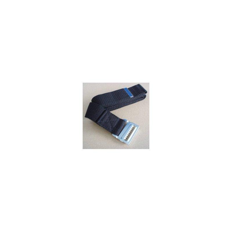 Yoga pásek ke kvádru - kovový pásek