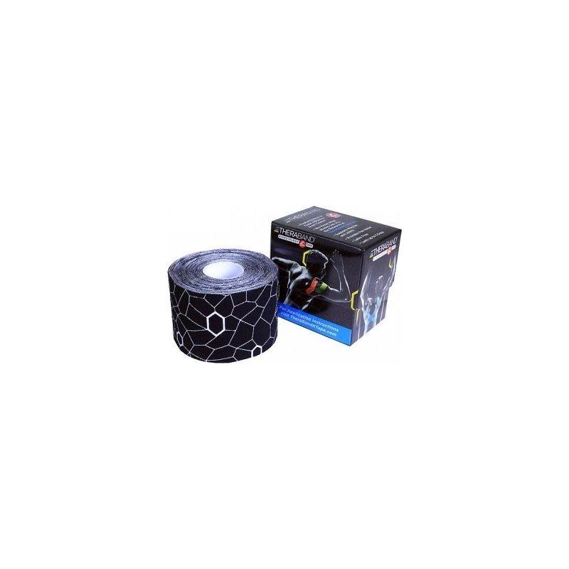 TheraBand™ Kinesiology Tape 5cm x 5m - černá