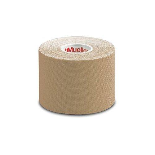 Mueller Kinesiology Tape tejpovací páska 5 cm x 5 m béžová