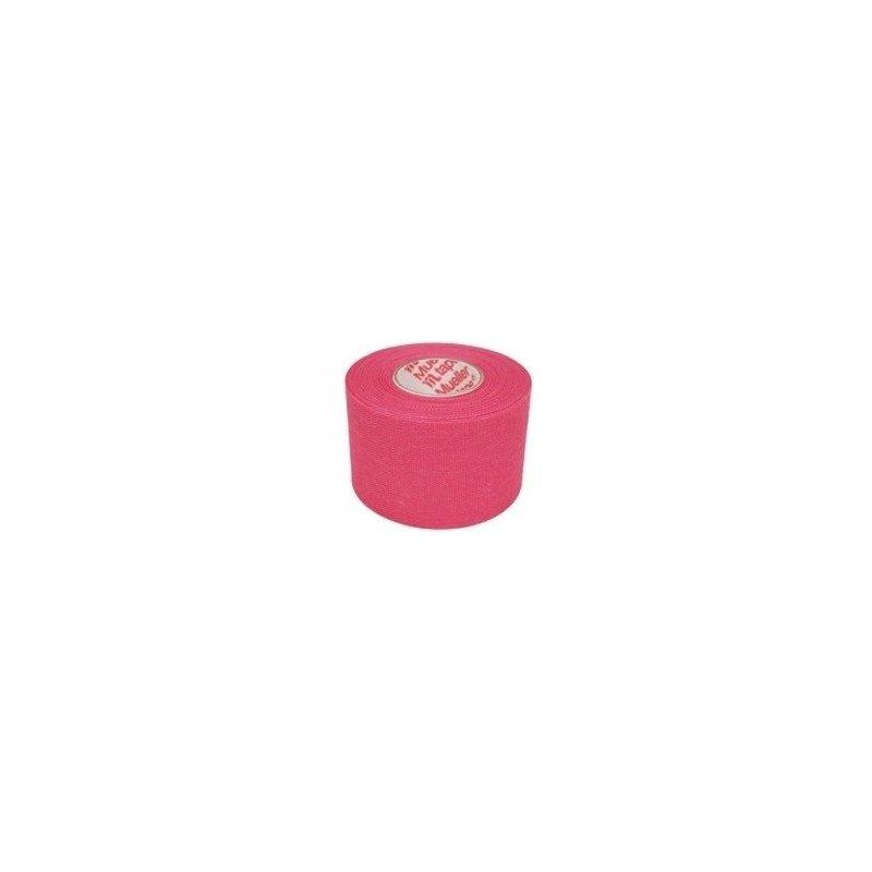 MUELLER MTape® Team Colors, fixační tejpovací páska 3,8cm růžová