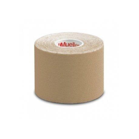 MUELLER MTape® Team Colors, fixační tejpovací páska 3,8cm béžová