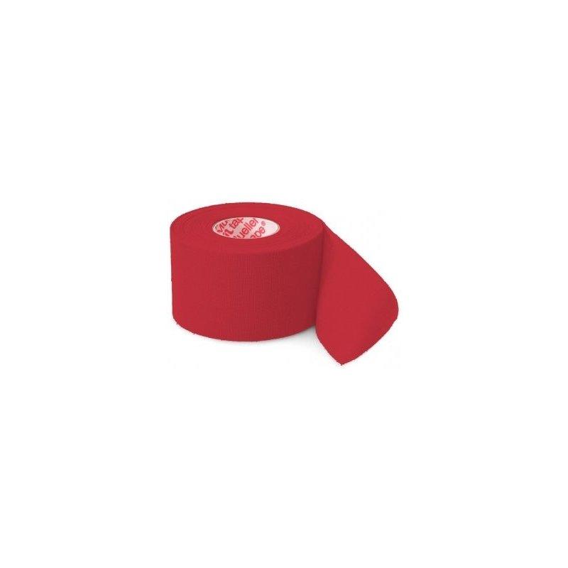 MUELLER MTape® Team Colors, fixační tejpovací páska 3,8cm červená