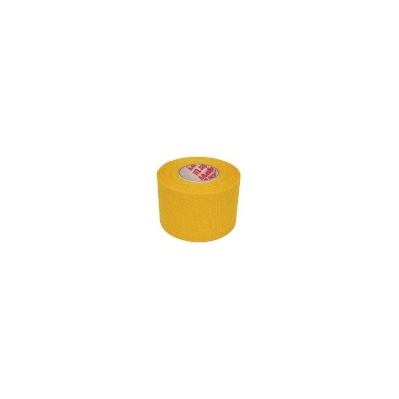 MUELLER MTape® Team Colors, fixační tejpovací páska 3,8cm žlutá